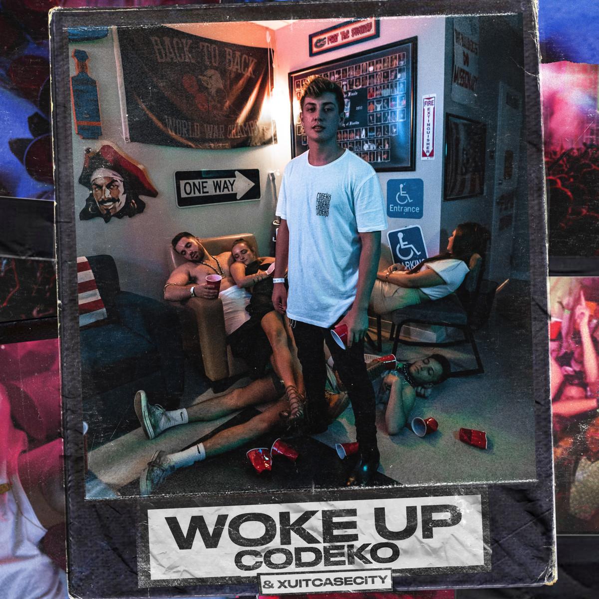 Woke Up Album Art