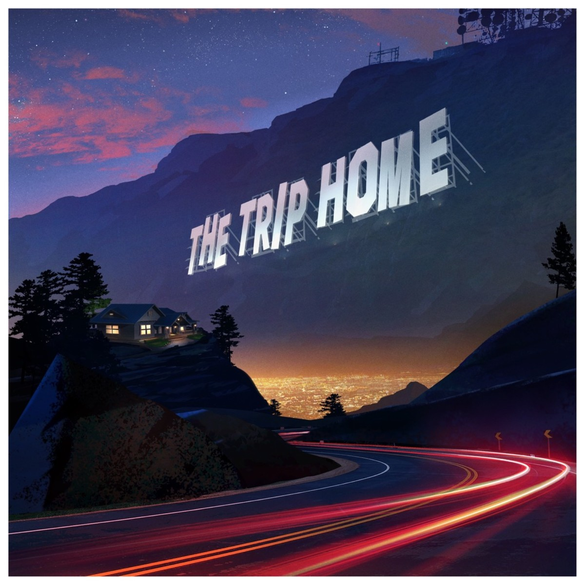 The Crystal Method - The Trip Home Album Art.  Courtesy: The Crystal Method.