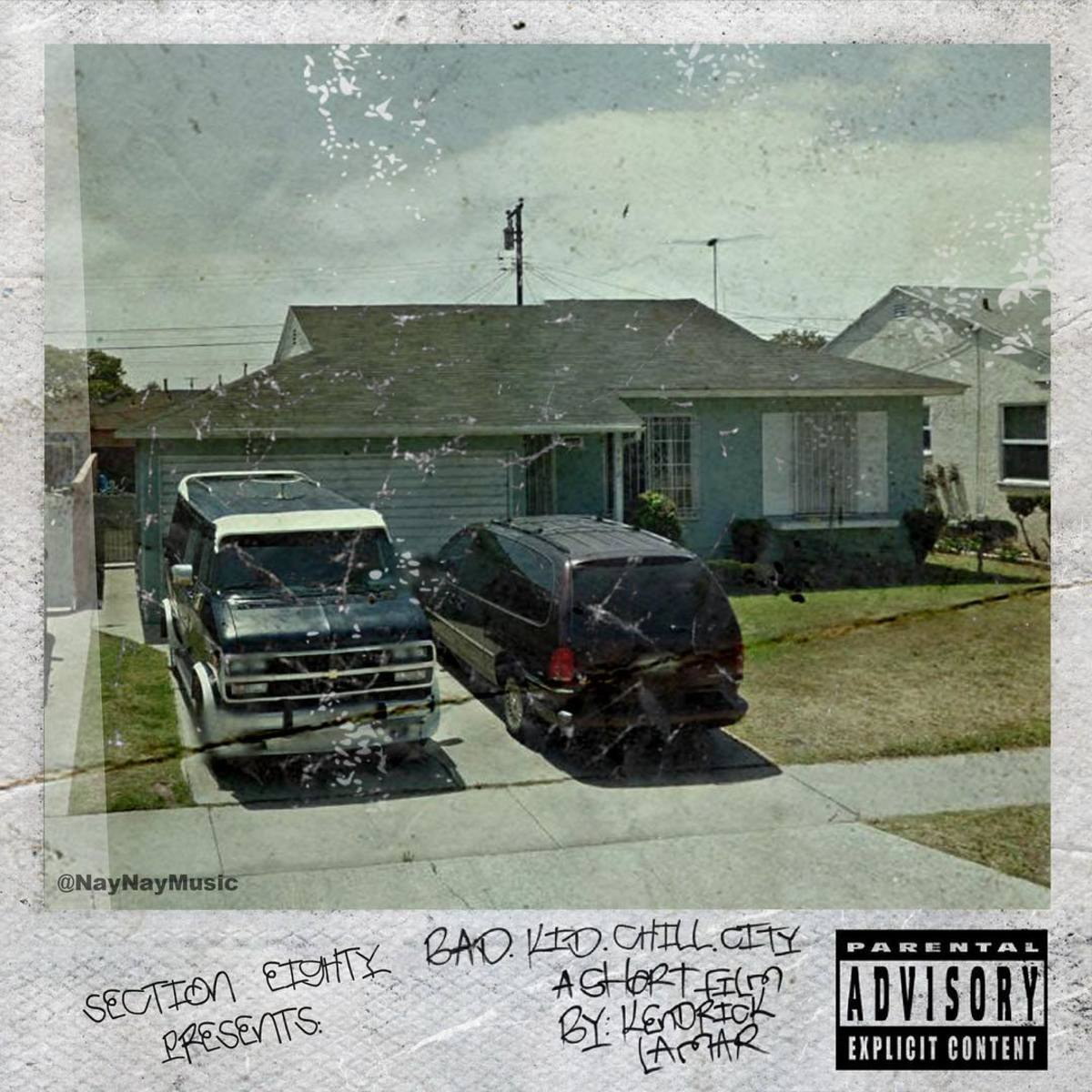 Bad Kid Chill City EP - Kendrick Lamar