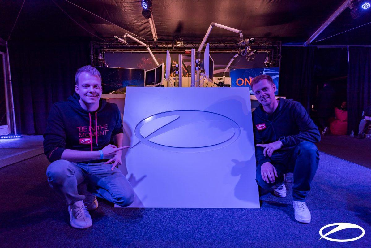 Ruben de Ronde, Armin van Buuren, A State of Trance