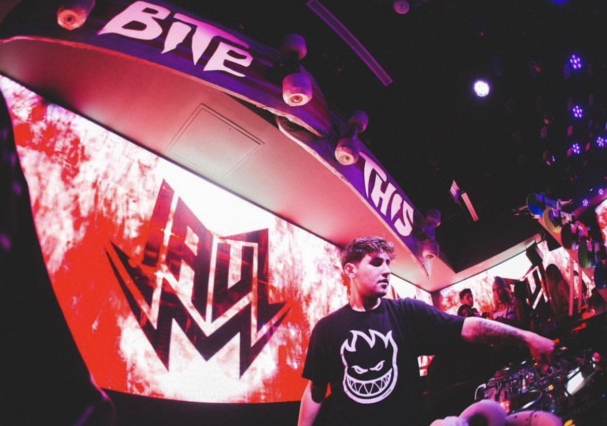 Jauz on Staying True, Getting Booed Offstage, and the Icon