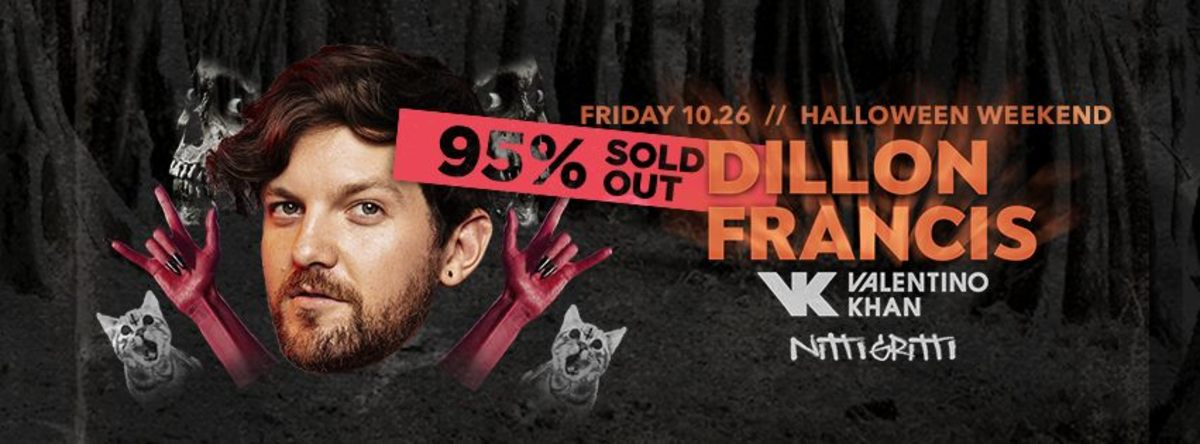 DF VK and NG - Halloween Warehouse NYC