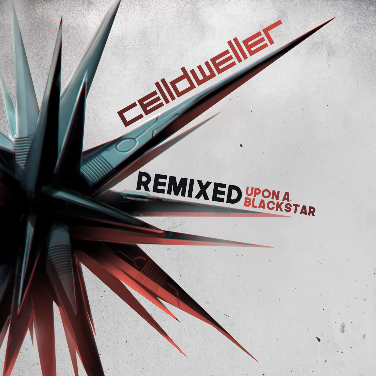 Celldweller - Remixed Upon A Black Star Album Cover (A5 Remix Premiere)