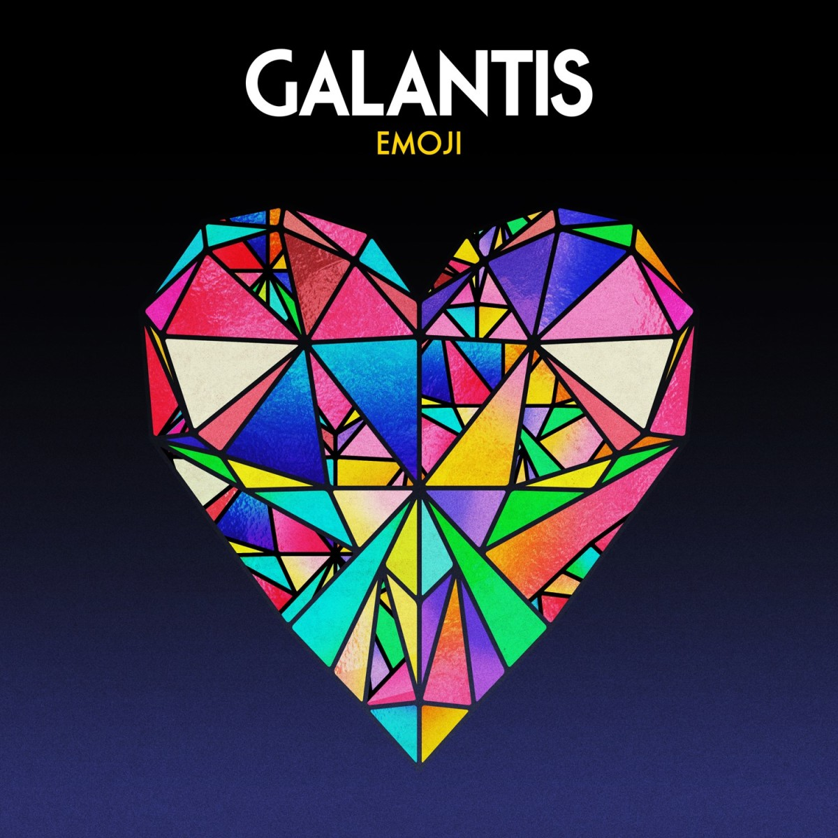 Galantis Emoji Cover Art