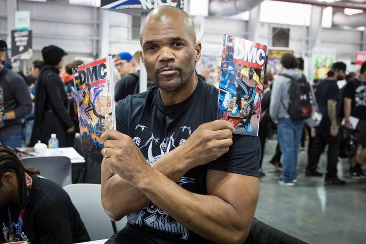 Darryl McDaniels New York Comic Con NYCC