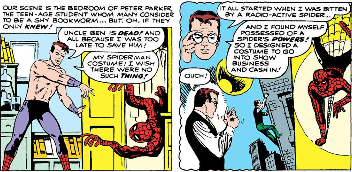 Spiderman Comic Marvel