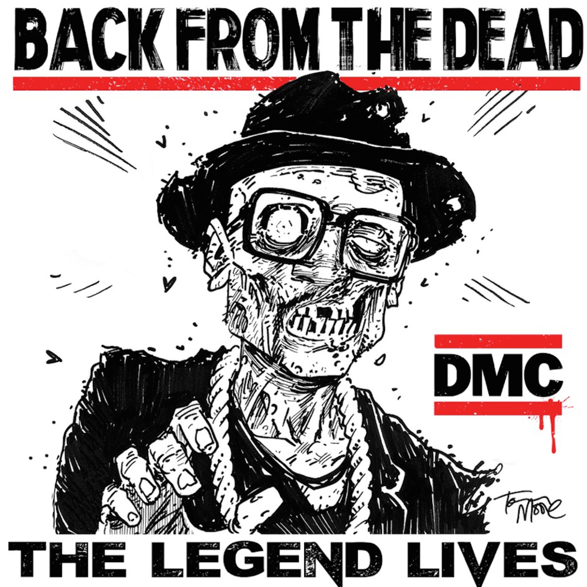 Darryl McDaniels Back From The Dead The Legend Lives Album