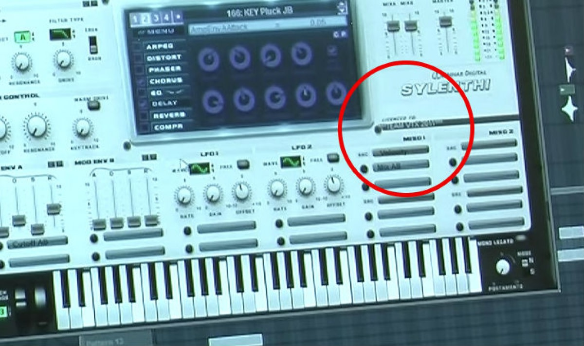 Martin Garrix Uses Pirated Sylenth Synthesizer