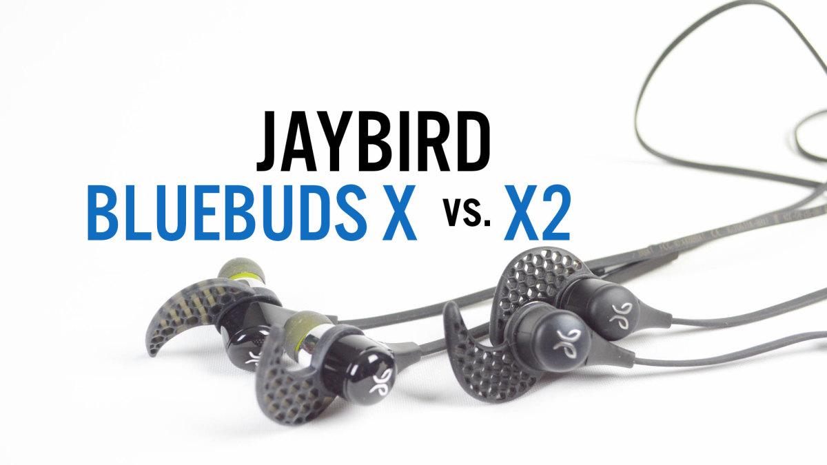 Jaybird BlueBuds X & X2