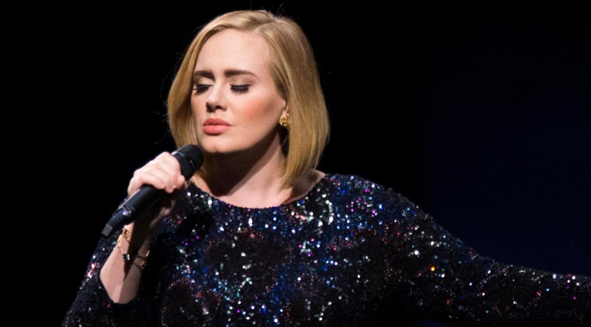"Adele Says New Album ""Will Be A Drum And Bass Record To"