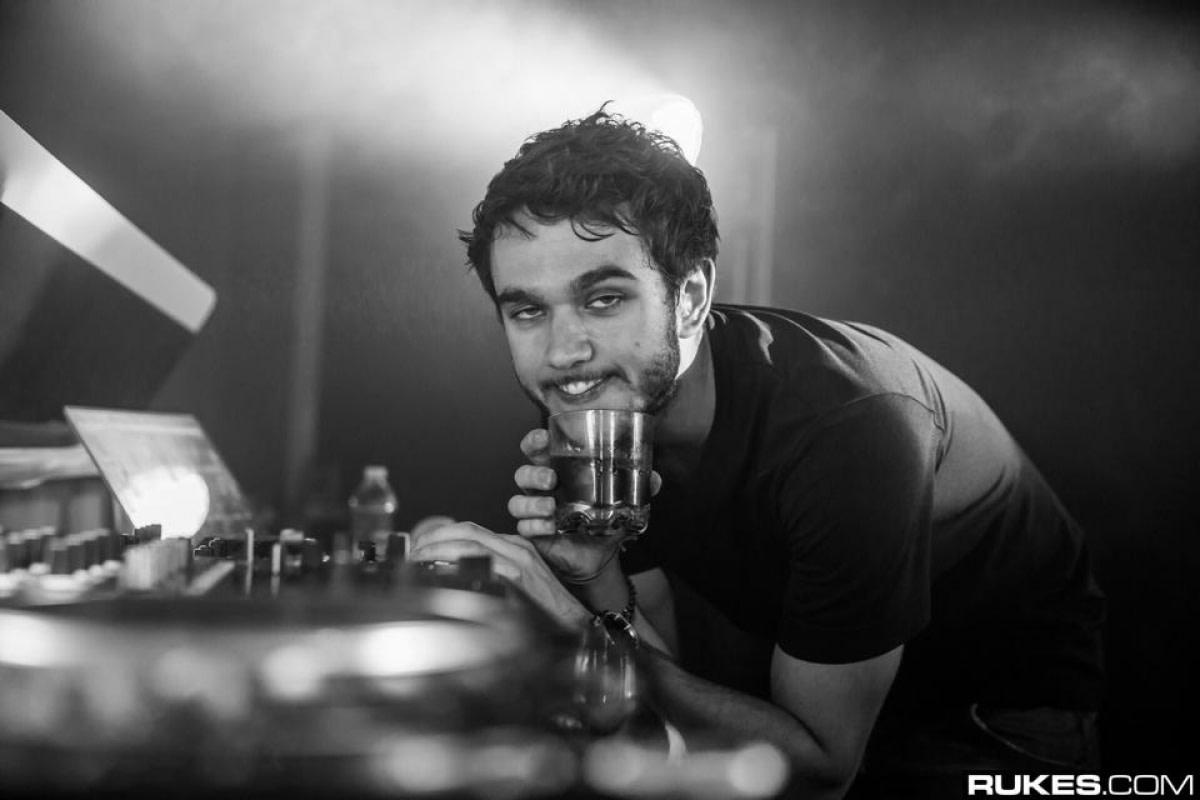 Drunk Zedd Photo