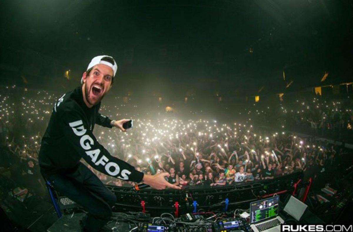 Dillon Francis Uploads Entire Coachella Set with Multiple Unreleased Tracks
