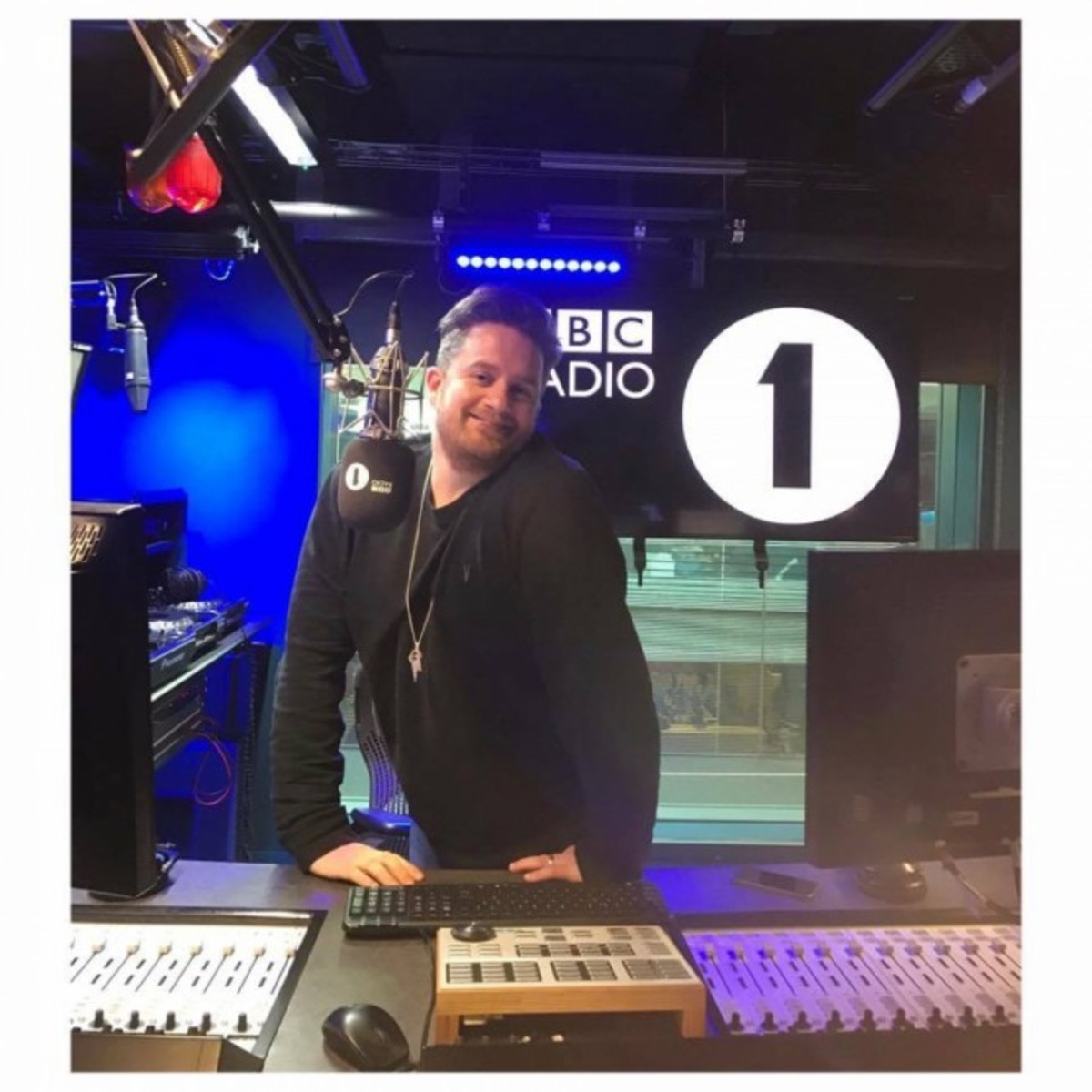 Eats Everything at BBC Radio 1