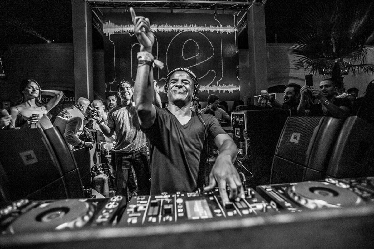 Erick Morillo - DJ Booth
