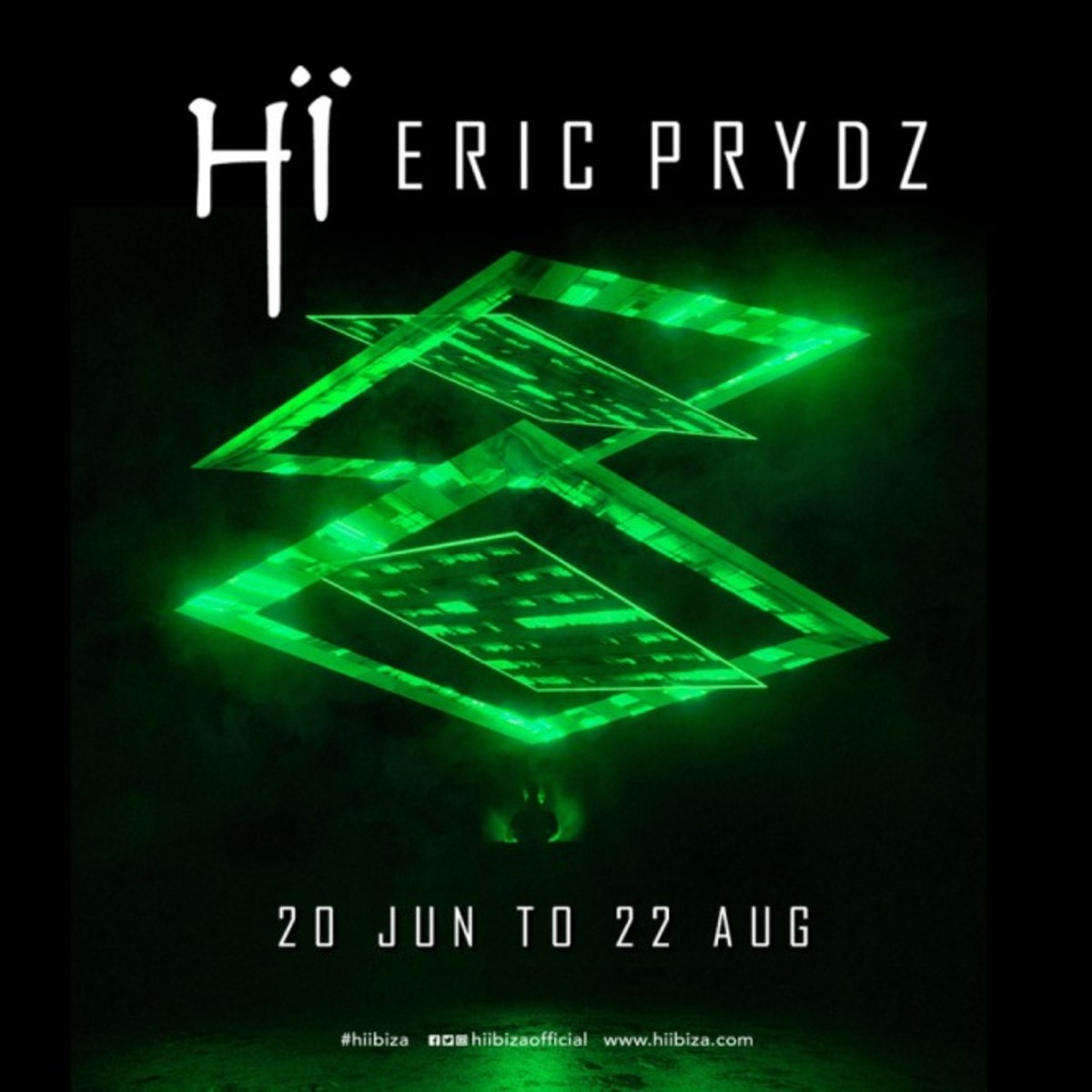 Eric Prydz - Hi Ibiza