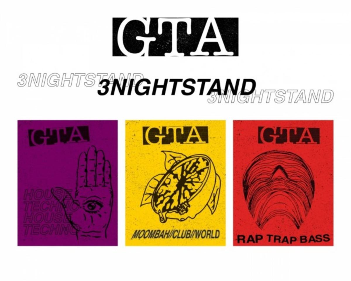3 night stand Tour