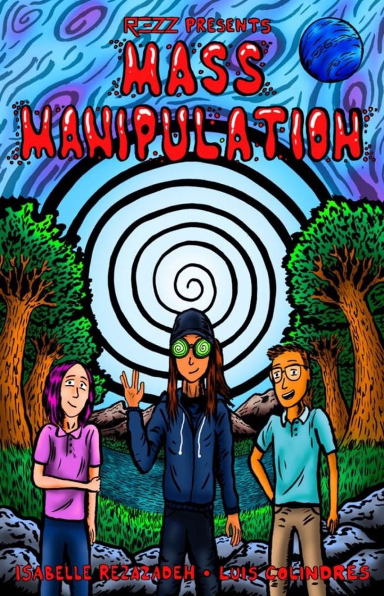 Mass Manipulation Cominc Book