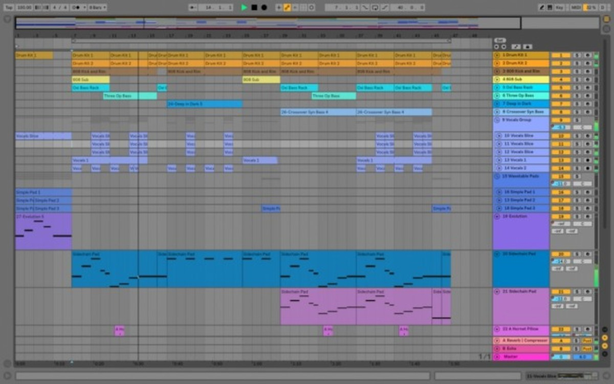 ableton 10 design