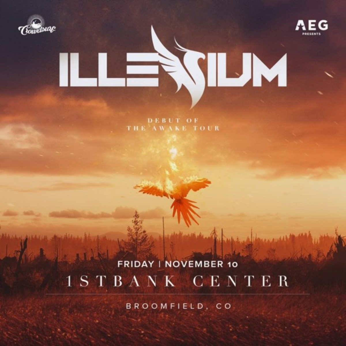 Illenium 1stBank Center