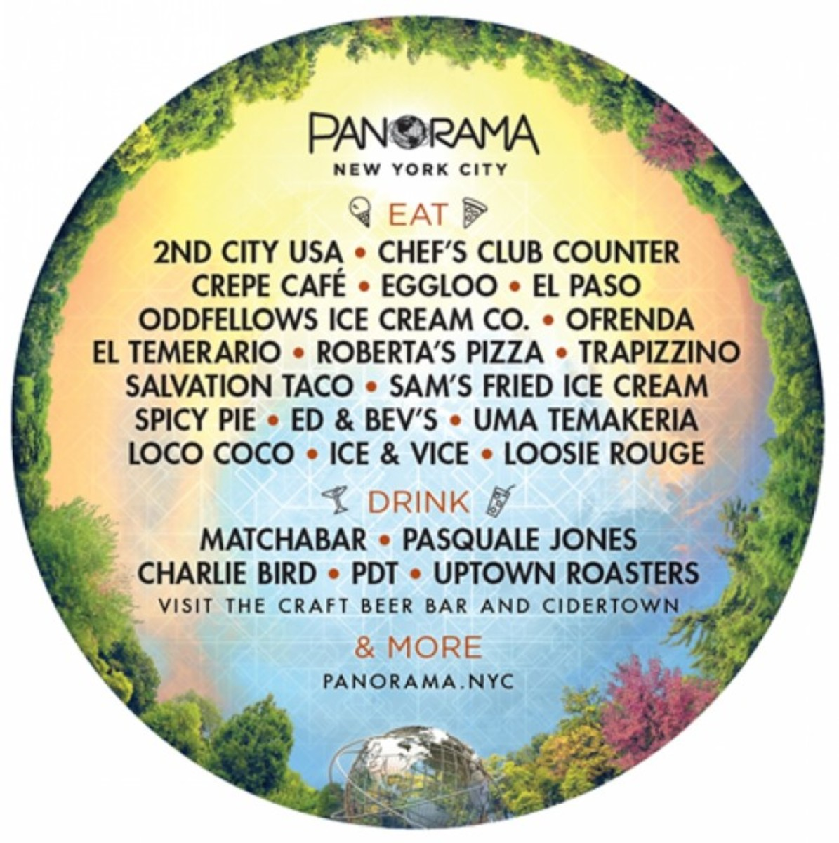 Panorama - Food