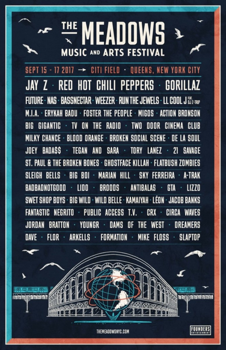 The Meadows - Lineup (17)