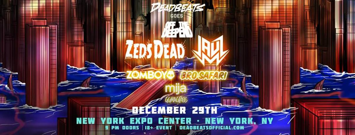 Deadbeats Goes Off The Deep End (12/29/17)