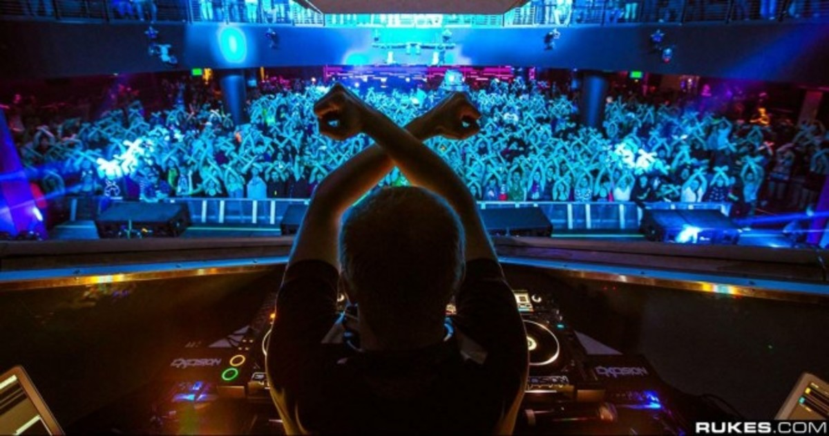 Excision's The Evolution Tour is Postponed Due to the COVID-19 Coronavirus