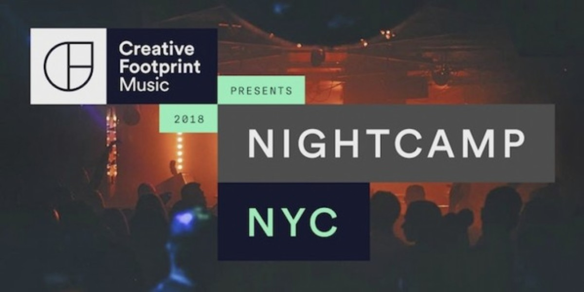Promo photo for Creative Footprint's New Nightcamp workshop