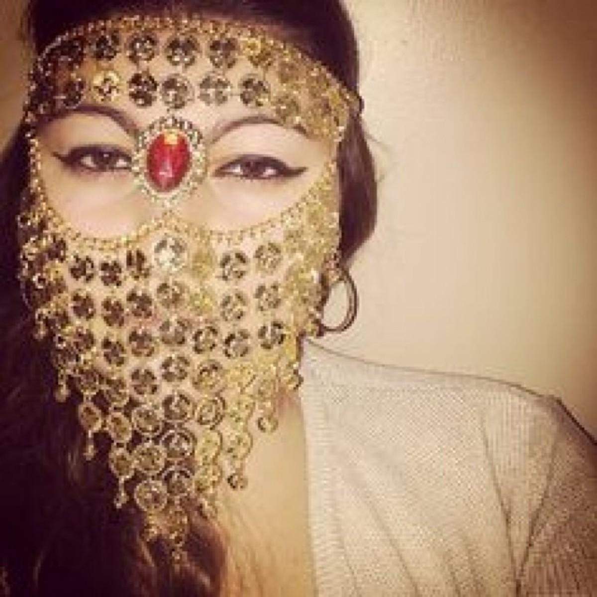 chain veil