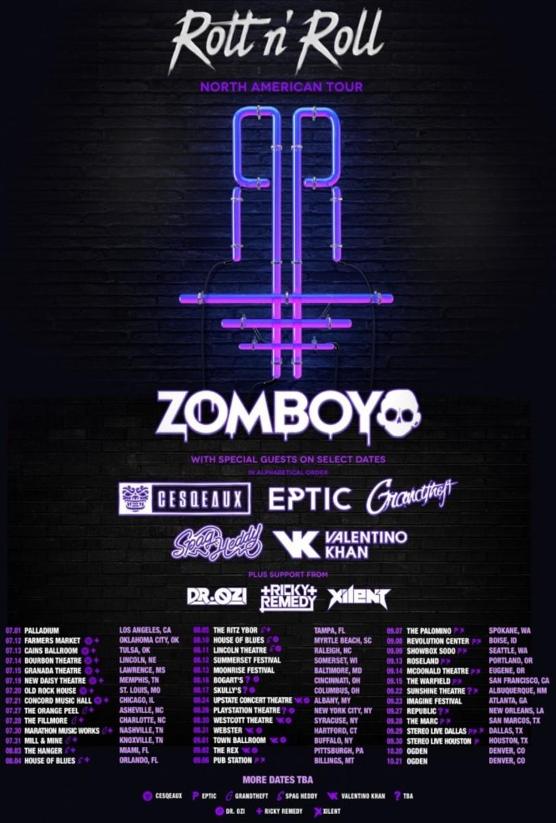 Zomboy - Rott N' Roll EP