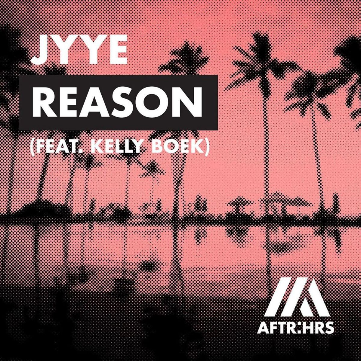 Jyye - Reason (ALBUM ART)