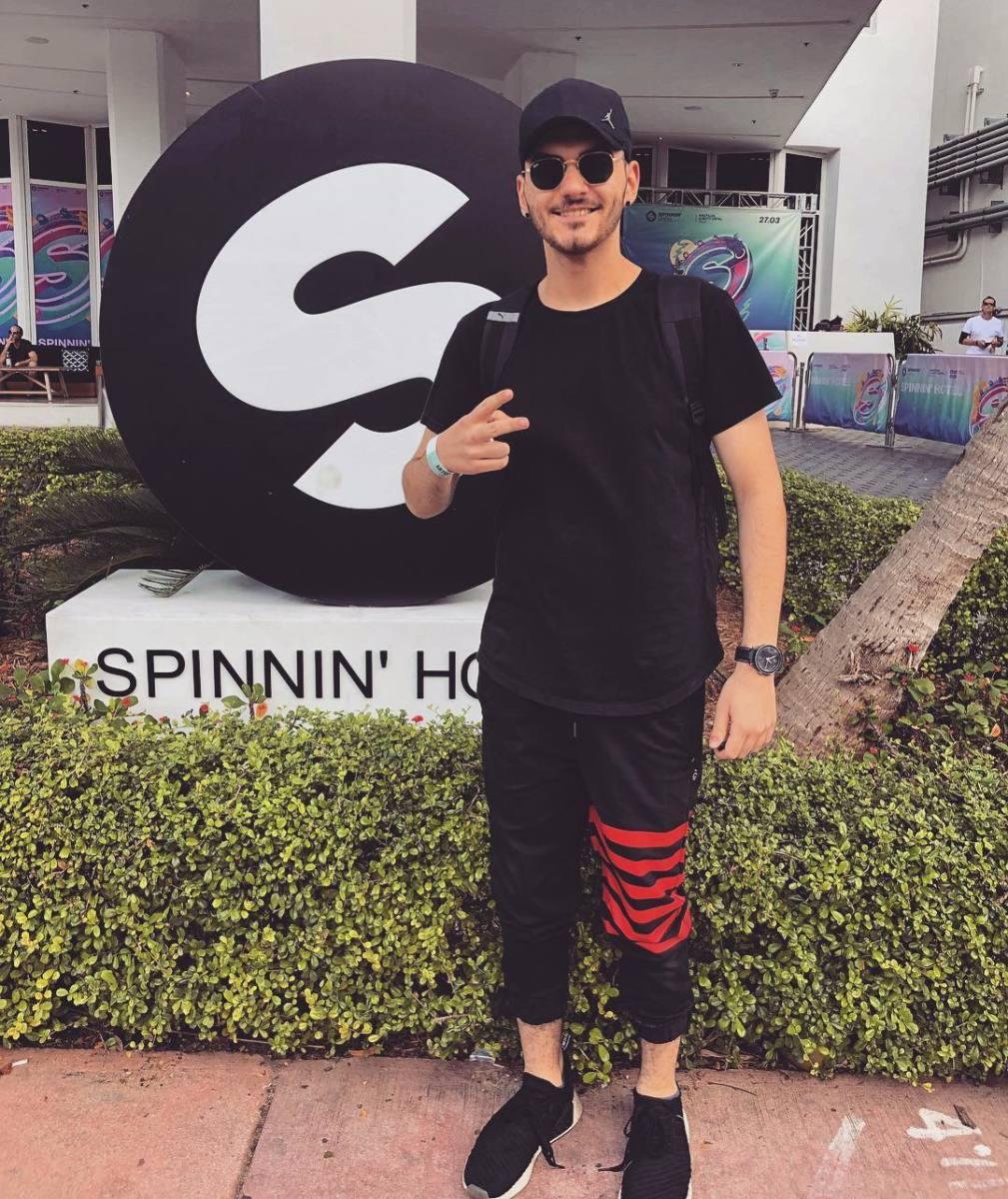 Jyye @ Spinnin' Hotel (Nautilus Hotel) in Miami for Miami Music Week