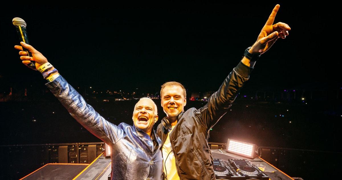 """Armin van Buuren Remixes the Mighty Van Halen's """"Jump"""""""