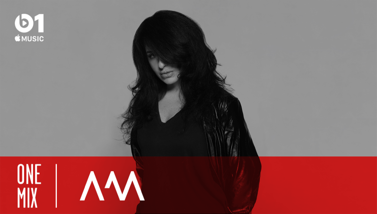 """""""Queen of Techno"""" Nicole Moudaber on Beats 1 One Mix"""