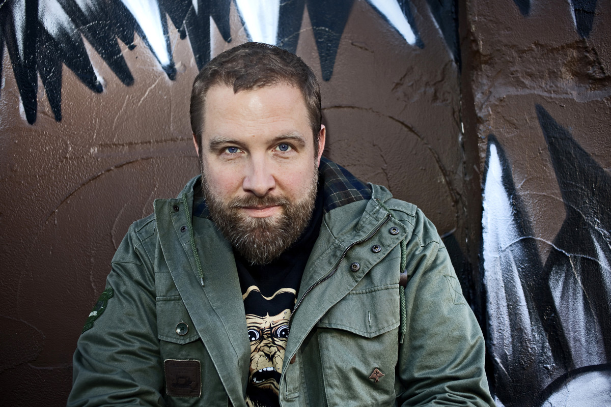 "Claude VonStroke Releases New Single, ""My Love Check"""