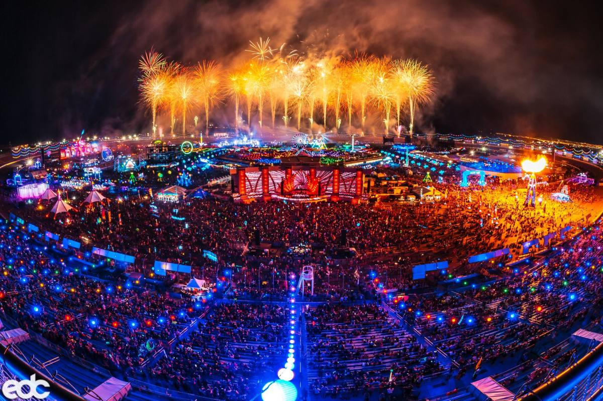 EDC Las Vegas 2020 GA Tickets Are Officially Sold Out
