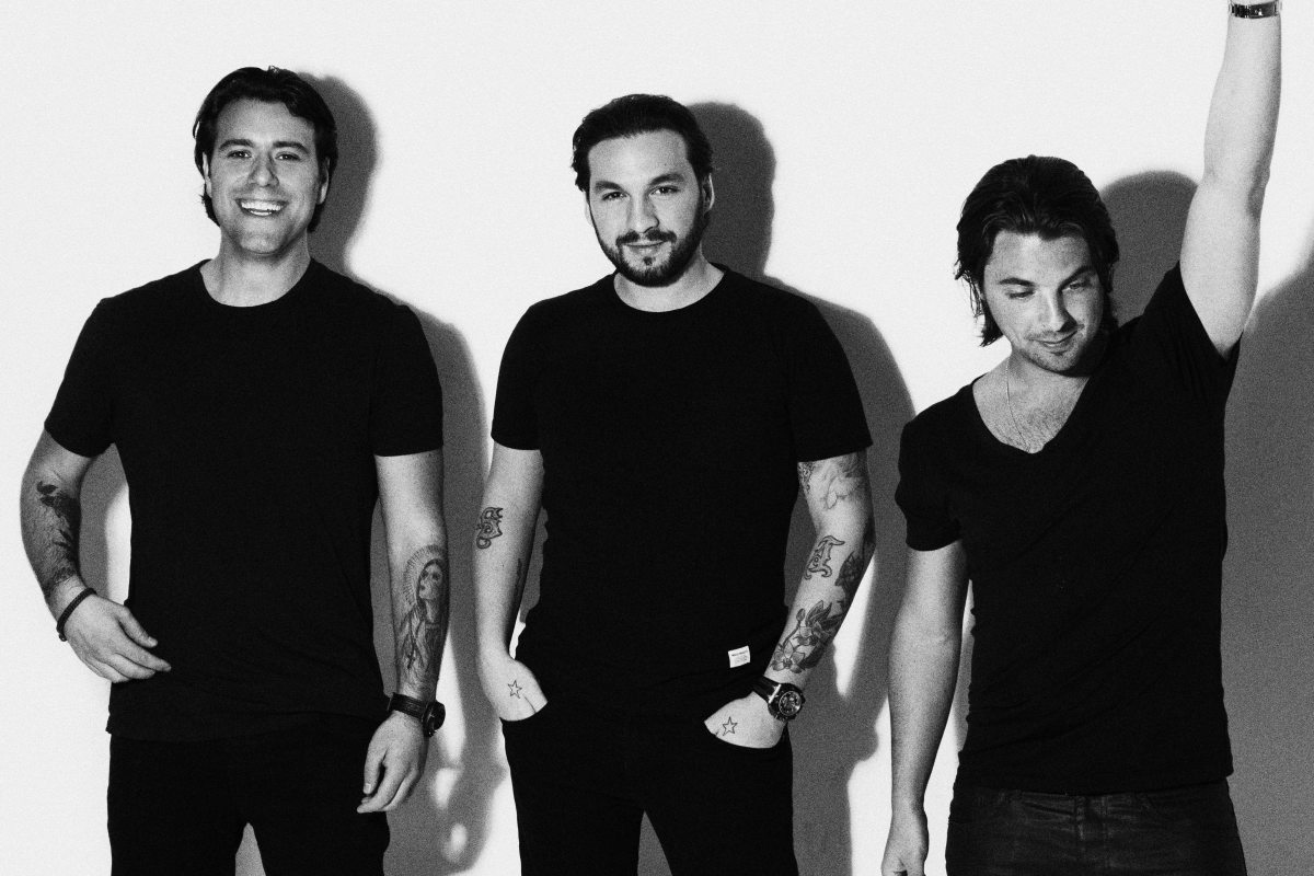 Watch the Epic Mexico City Performance By Swedish House Mafia