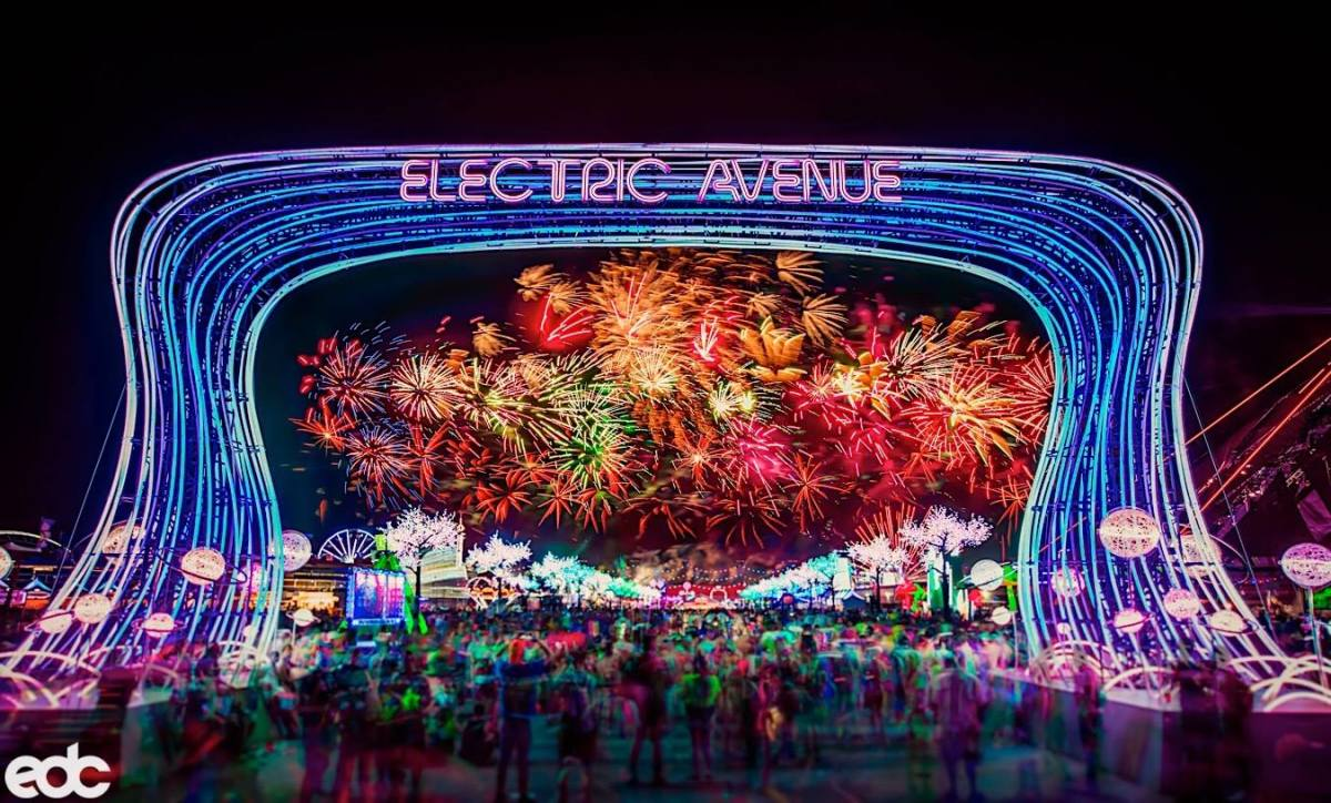 Electric Avenue leading headliners to Pixel Forest.