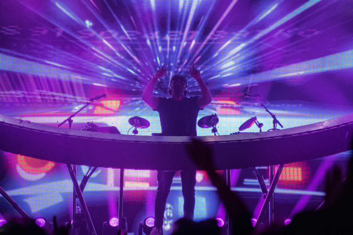 Jai Wolf at The Wilma Theater in Missoula, Montana (Photos By Brian)