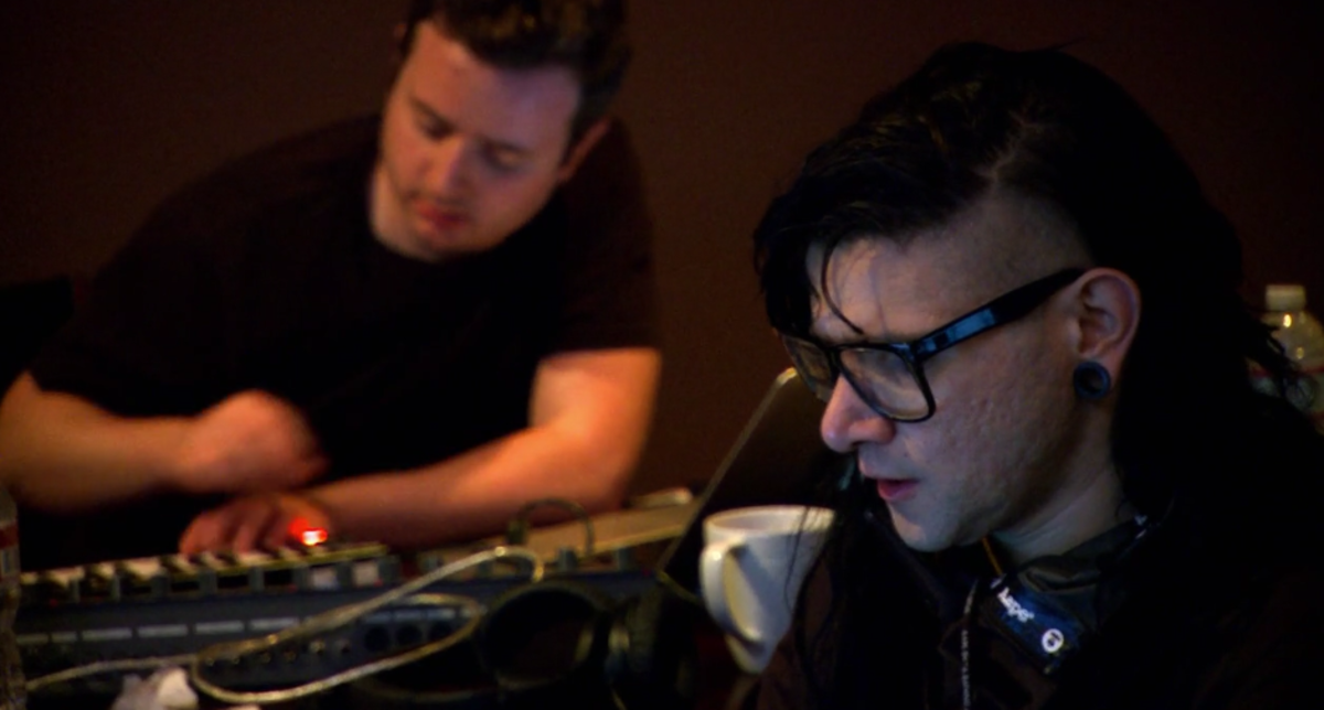 Moody Good w/ Skrillex