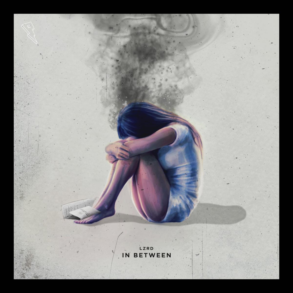LZRD - In Between [Album ARtwork for Proximity Release]
