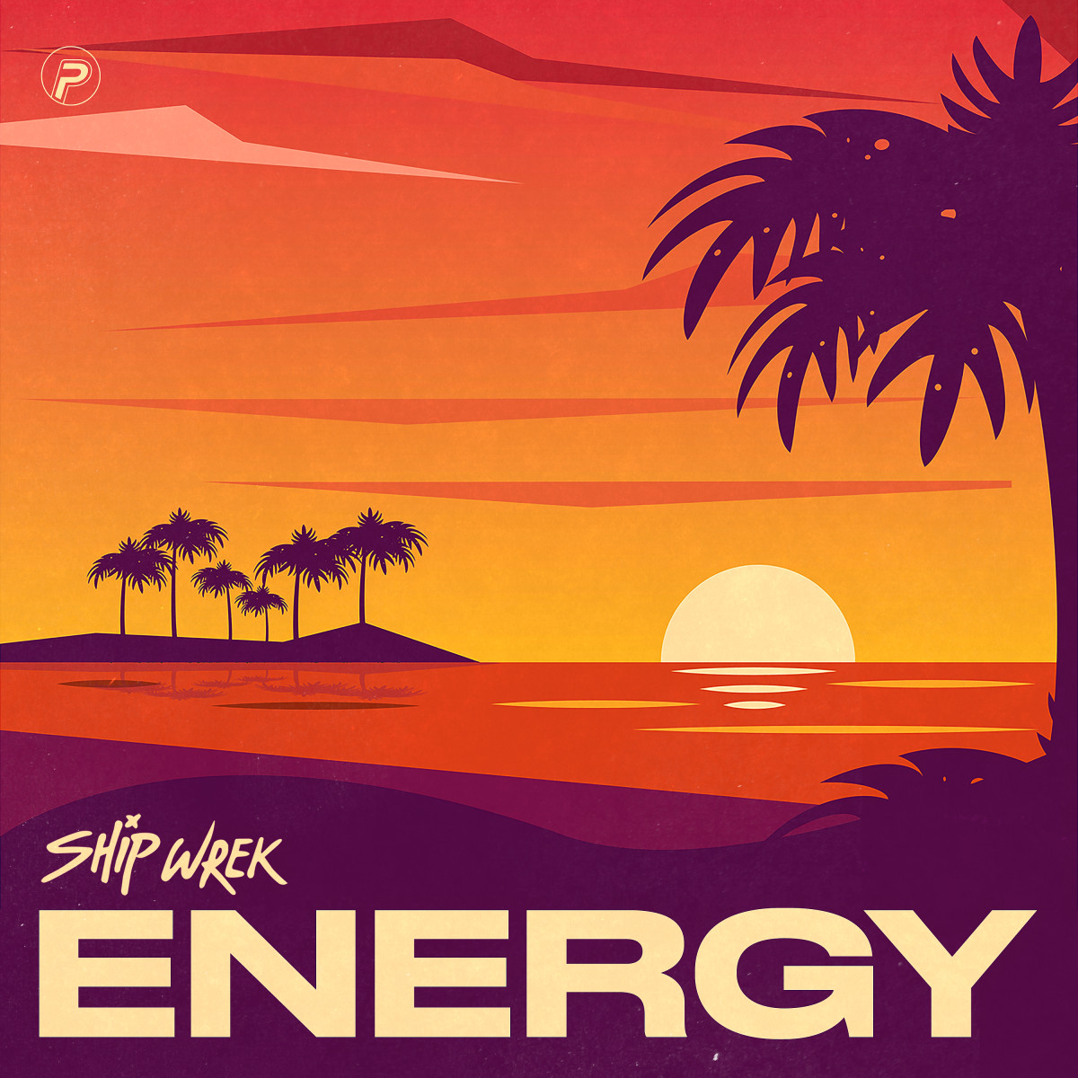 Ship Wrek - Energy (Release on Atlantic / Parametric Records)