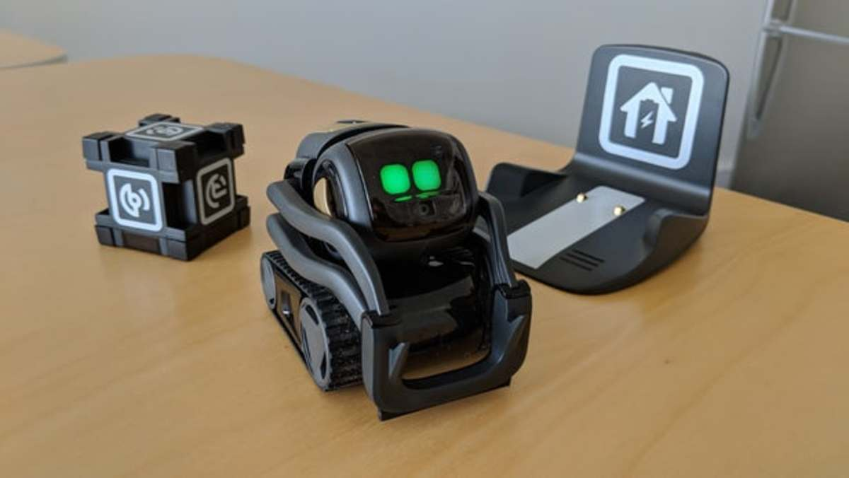 "Vector Robot by Anki (Reviewed in Dillon Francis New Video Series ""What's In Dillon's Box?!!"""