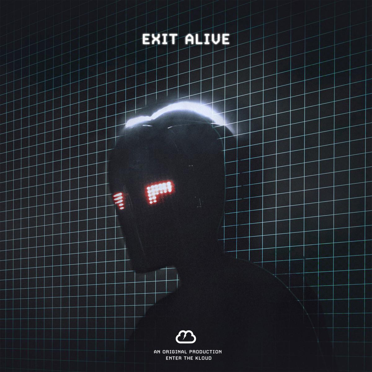 KLOUD - Exit Alive (Album Artwork) -- Lowly / Trap Nation