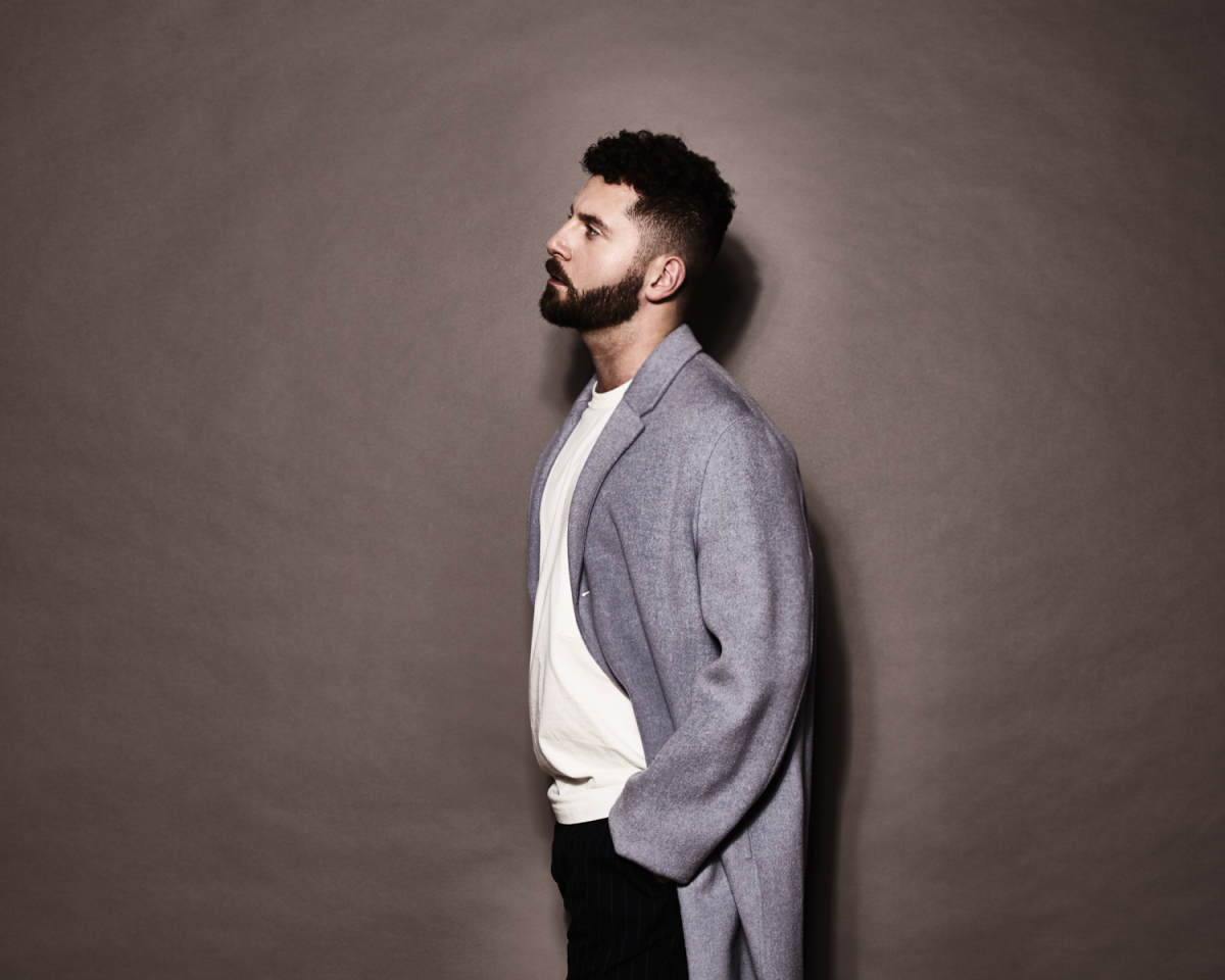 """Elderbrook Releases Stellar Debut Album, """"Why Do We Shake In The Cold?"""""""