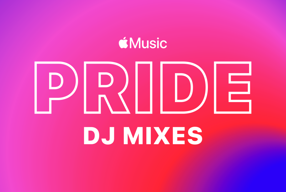 Pride Billboard - Apple Music Pride DJ Mixes