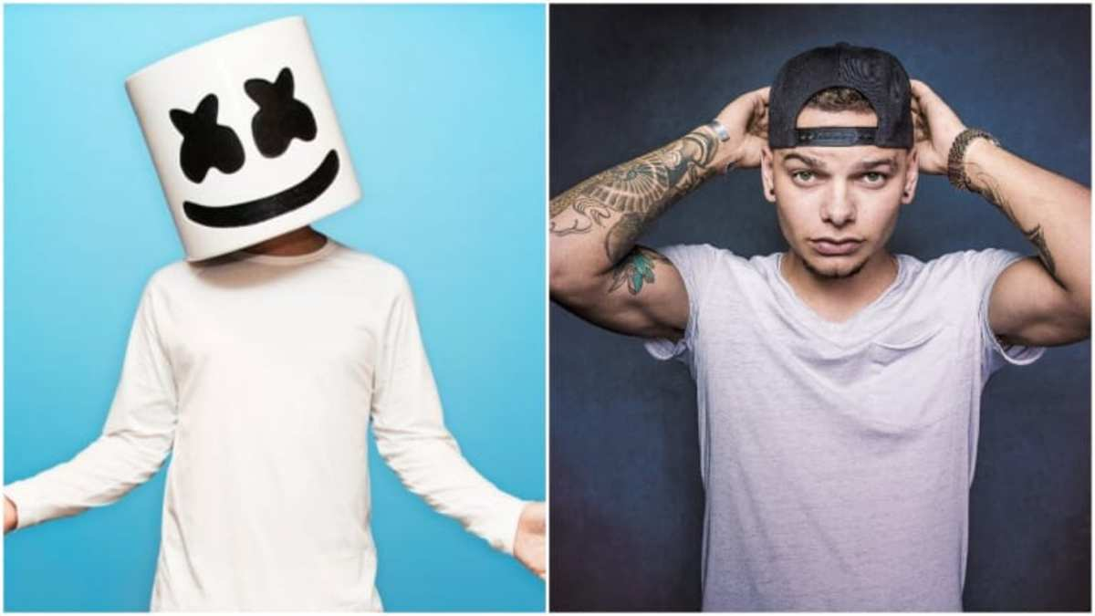 "Marshmello and Kane Brown Team Up on Country Crossover ""One Thing Right"""