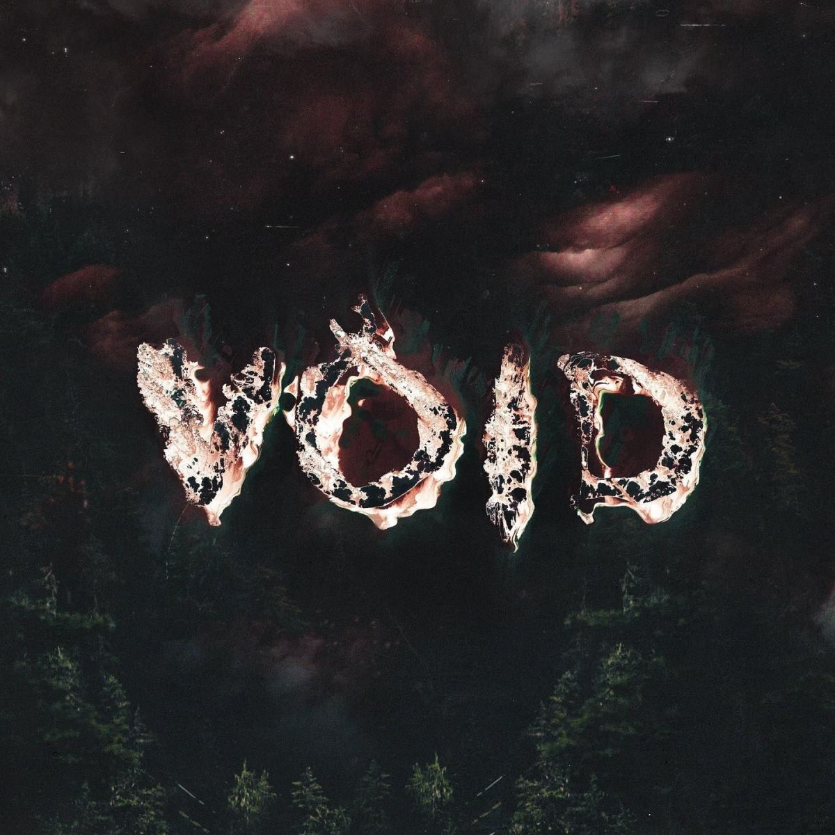 Kraysh Void Album Art