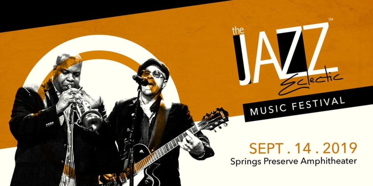 Jazz Eclectic Music Festival @ Springs Preserve Amphitheater