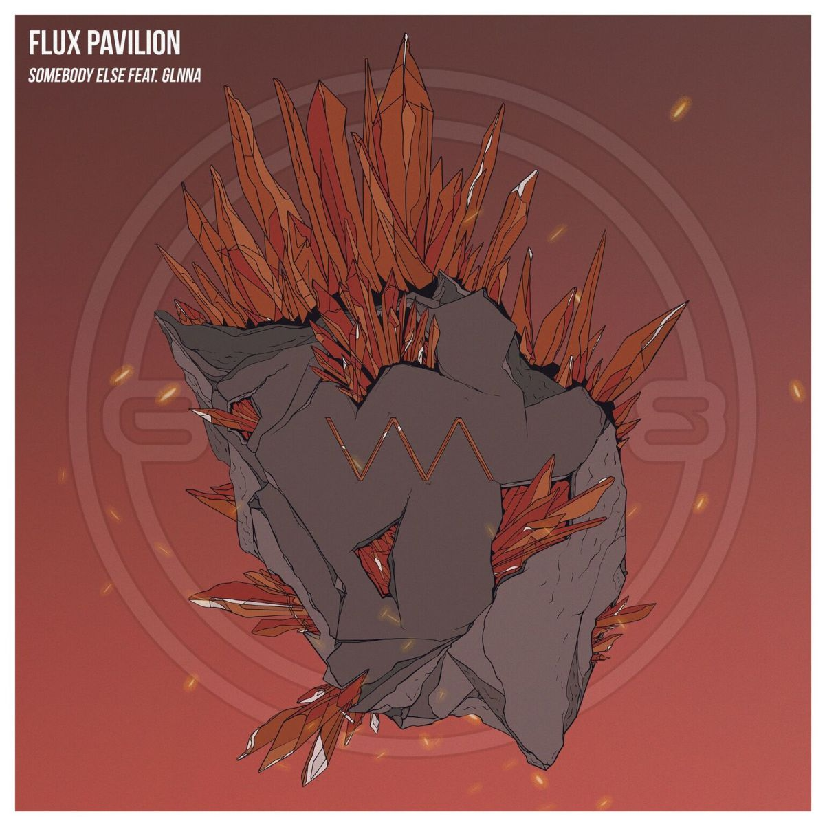 Flux Pavilion Somebody Else Cover Art